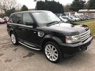 11 Make: Land Rover Model: Range Rover Sport
