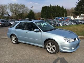 Make: Subaru Model: Impreza