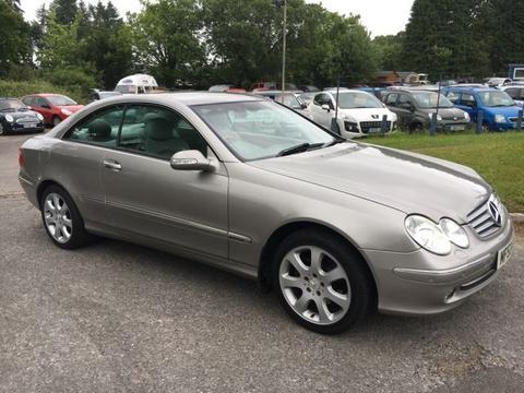 Make: Mercedes-Benz Model: CLK