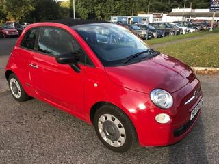 Make: Fiat Model: 500c