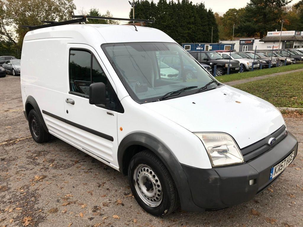 Ford Transit Connect T230 LWB L H ROOF