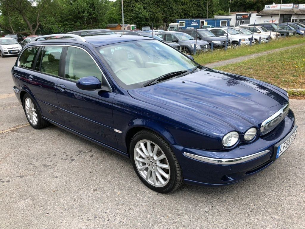Jaguar X-Type V6 SE AWD