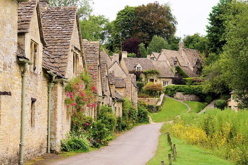 Stroud Villages