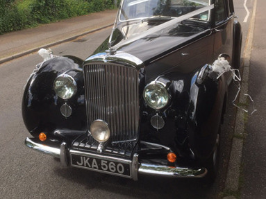 Bentley Mark IV 1947