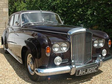 Bentley Bentley S3 1965