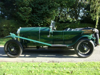 Bentley Short Chassis