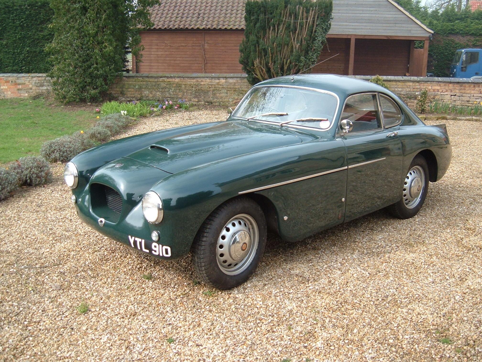 Bristol 404 1954