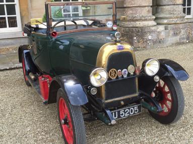 Fiat 501S 1920