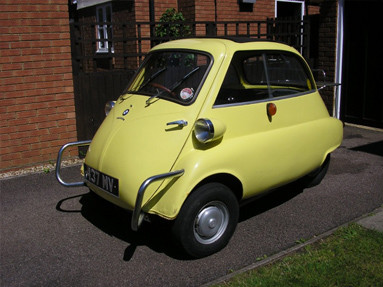 Isetta Bubble Car 1960