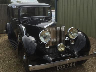 Rolls Royce 25/30 1936