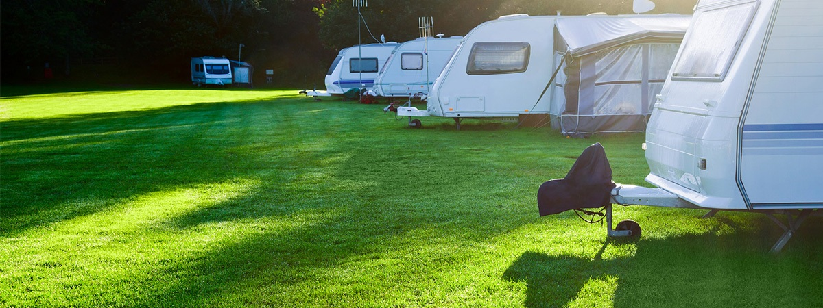 Levelling your Motorhome