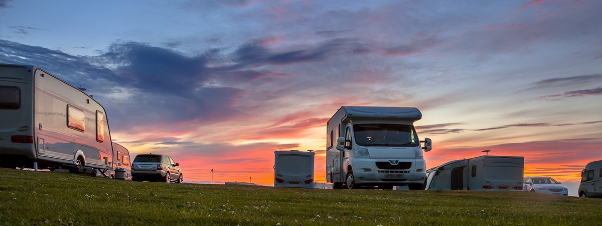 Protecting your motorhome over winter