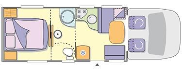 chausson 728eb layout