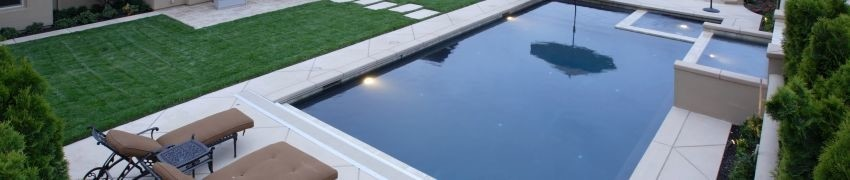 Concrete or Fibreglass Pool