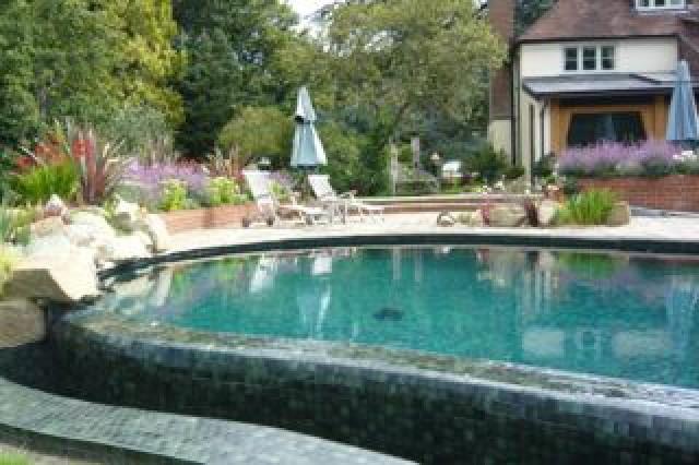 garden swimming pools