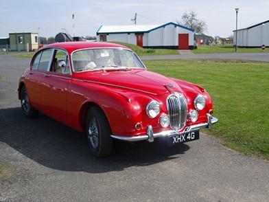 Jaguar Restorations