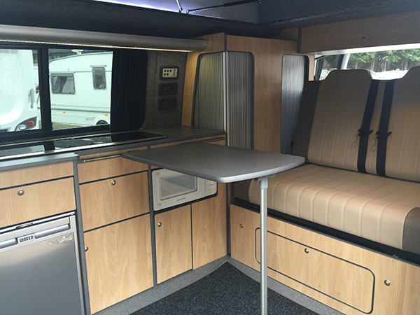 campervan with conversion
