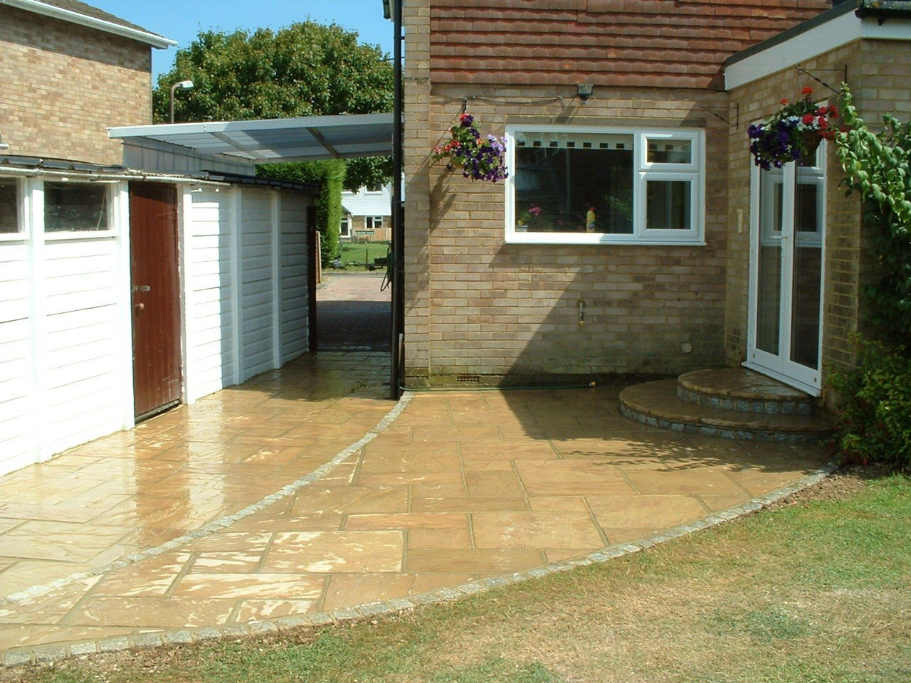 Coxheath Patio