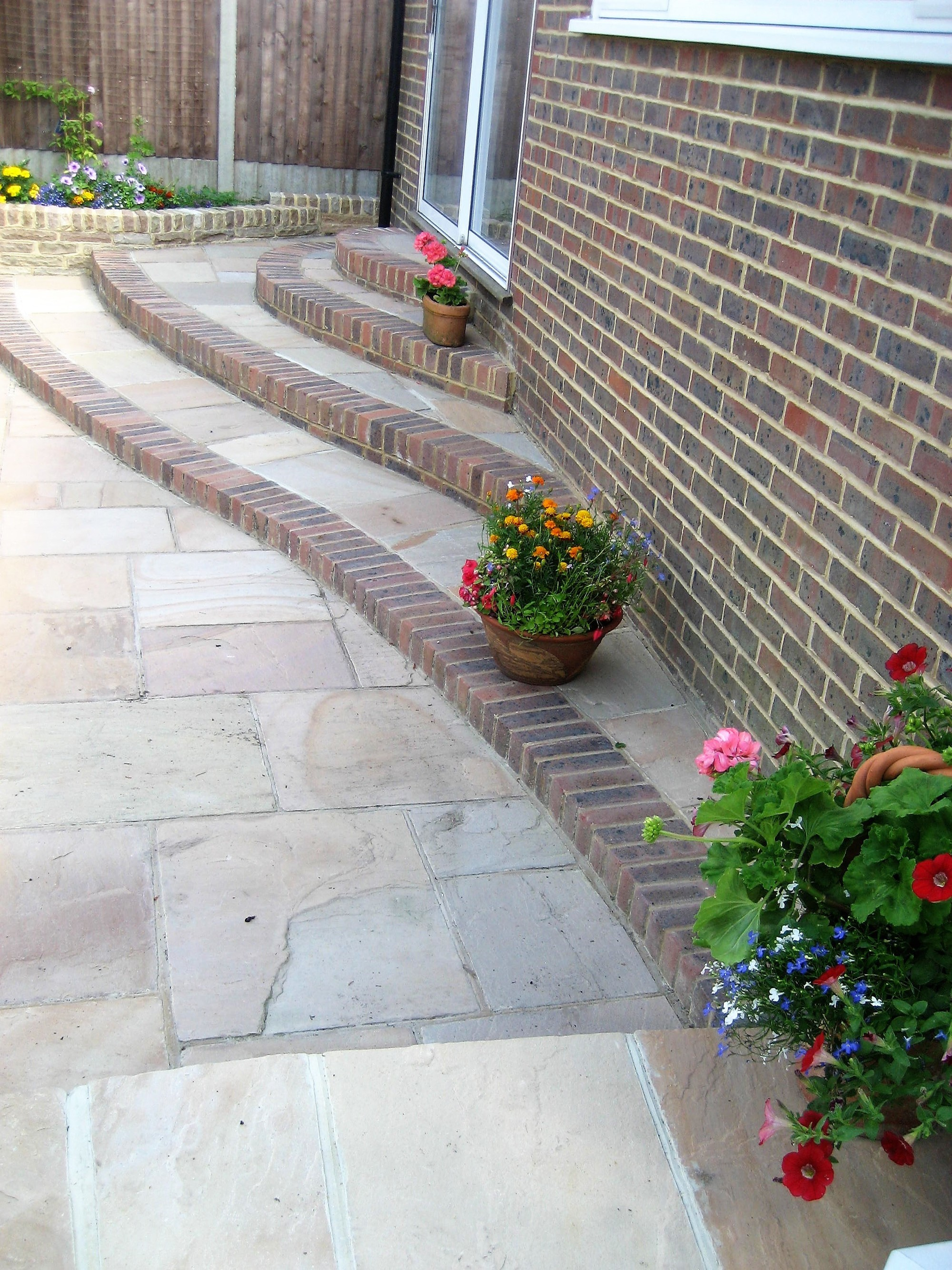 Hard landscaping Maidstone