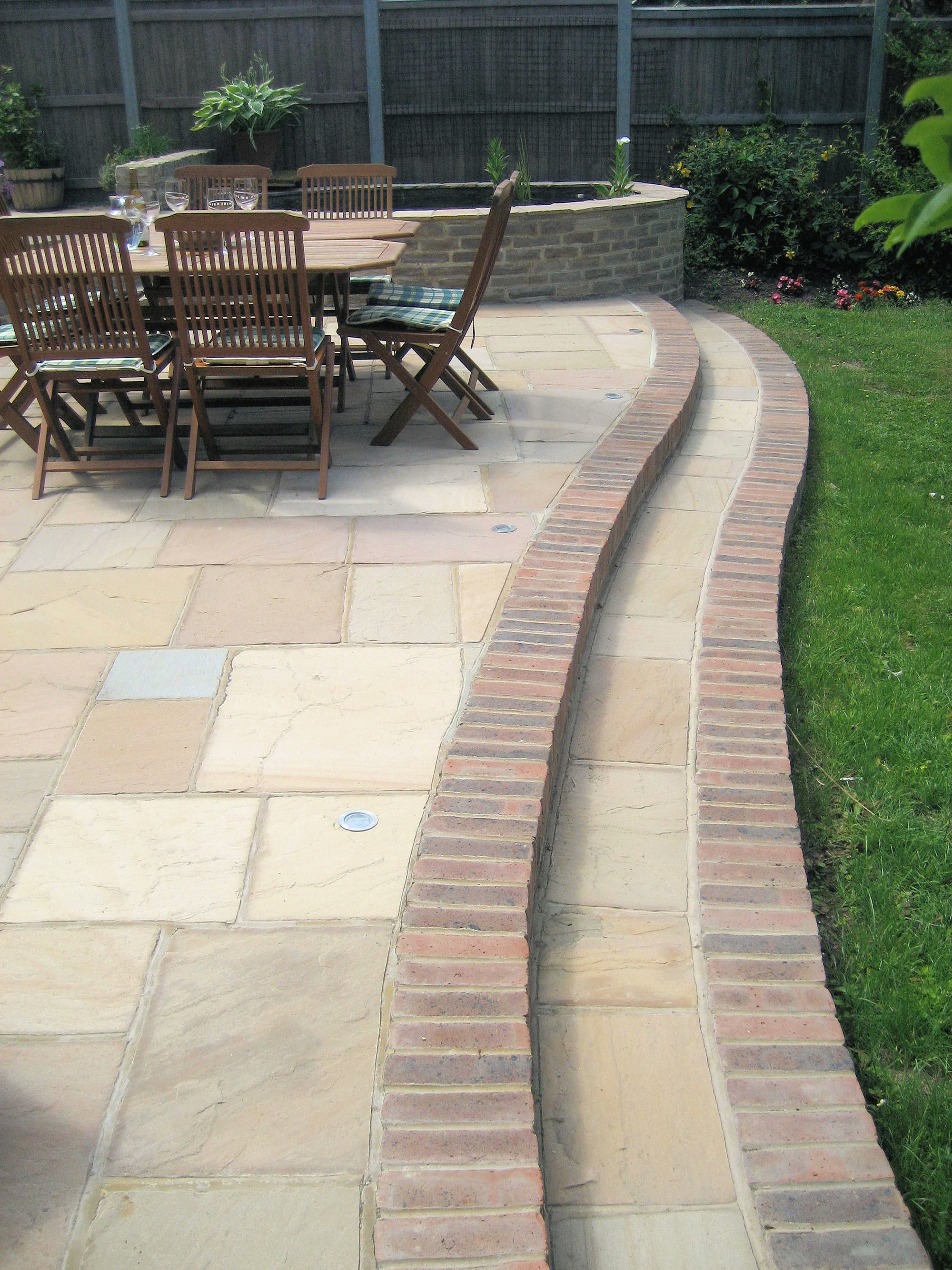 Patio ideas Maidstone