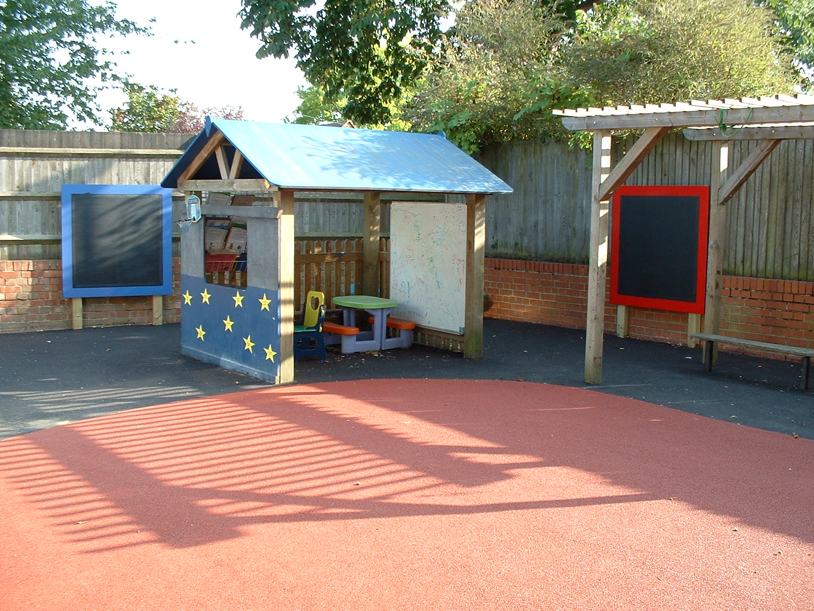 School Playground landscaper