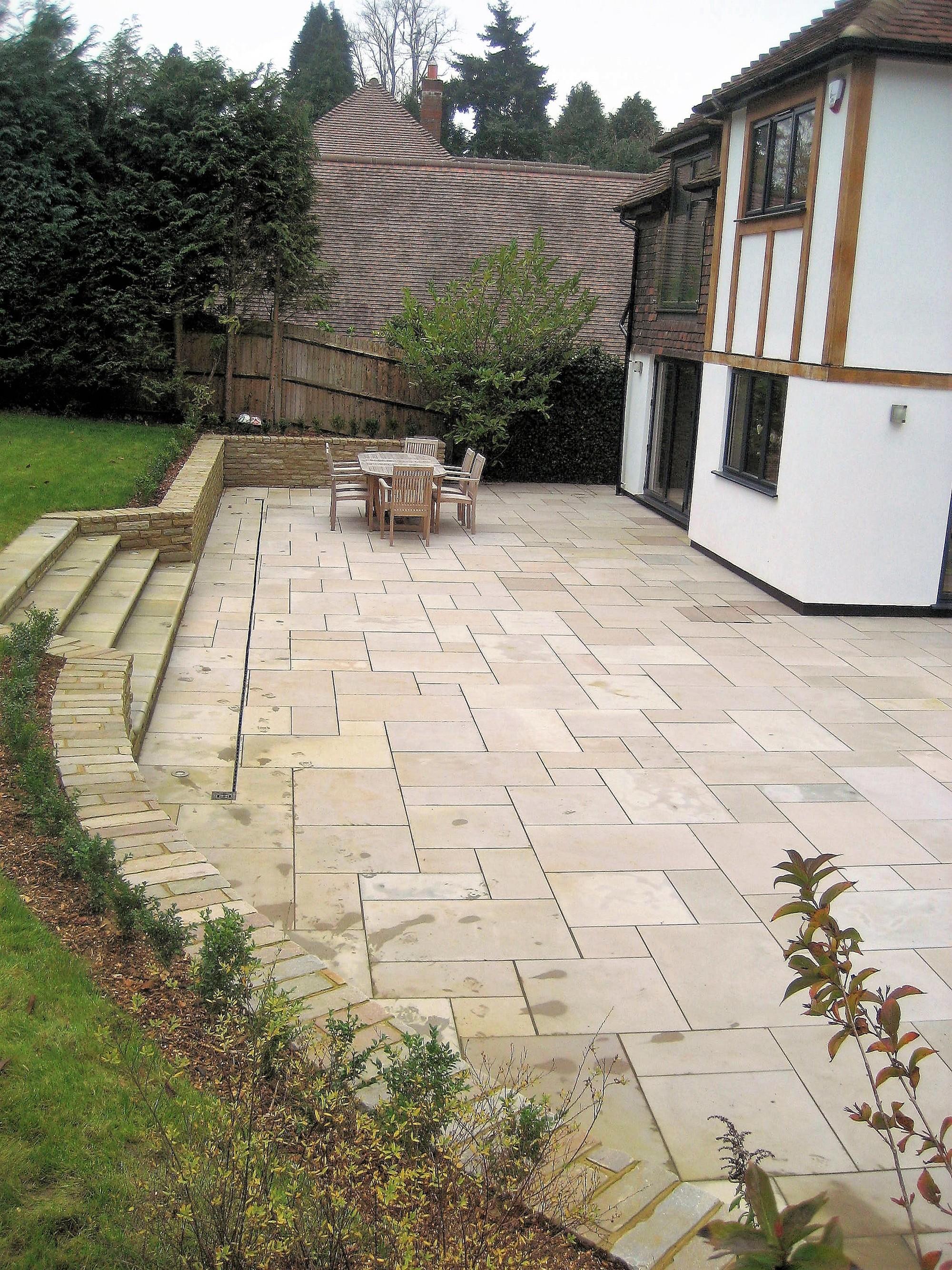 Sevenoaks garden landscaping