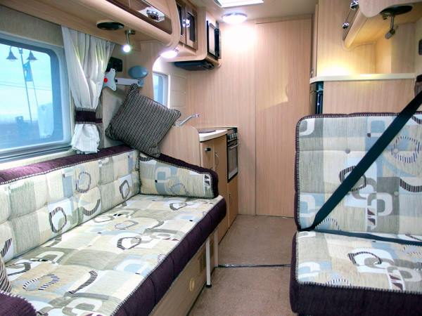 Which Motorhome