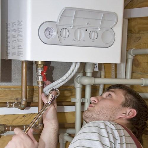 approved boiler repair technican