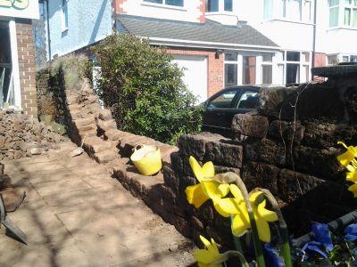 Stone Walls Maintenance