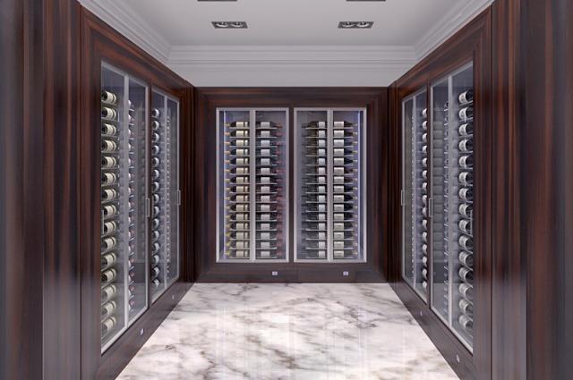 How To Build A Refrigerated Wine Closet