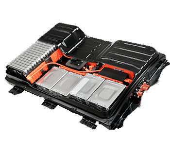 an EV battery pack