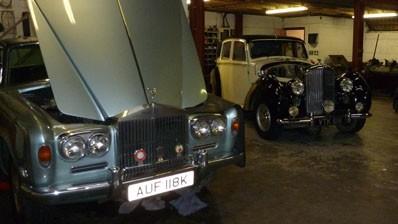 Rolls Royce and Bentley Specialists