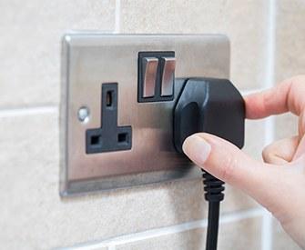 How do you prepare for a power cut?