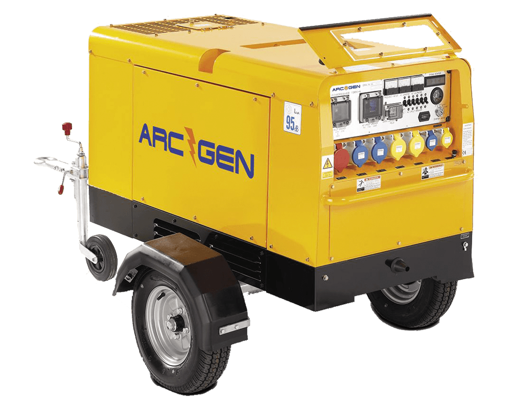 Portable Generator for Caravan Air-Con