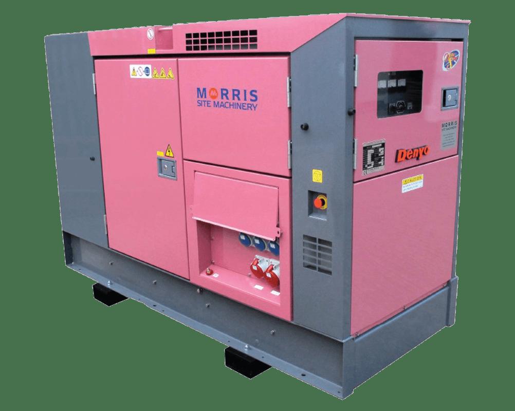 What Size Generator will run a Fridge