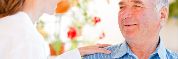 Domiciliary Carer and patient