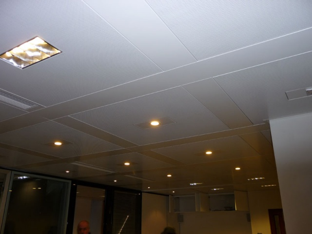 Ceiling Paint Spraying