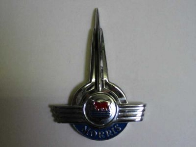 Morris Minor Front Bonnet Badge