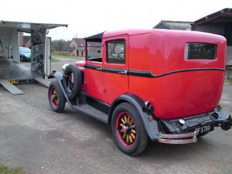 Chrysler Classic Car Transport