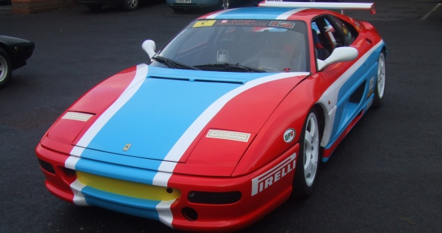 Ferrari service shropshire cheshire wales : MDL Specialist Cars