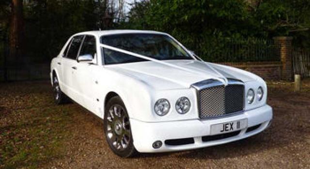 Luxury Wedding Car Hire Southampton