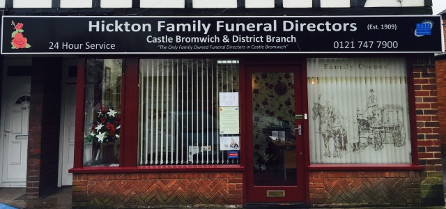 Castle Bromwich Funeral Home