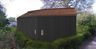 New house design near Henley