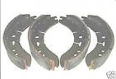 Front Brake Shoe Late
