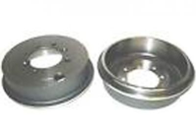 Rear Brake Drums 7 in