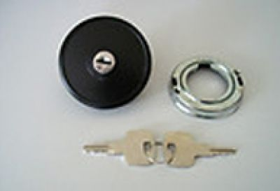 Locking Fuel Cap Assembly