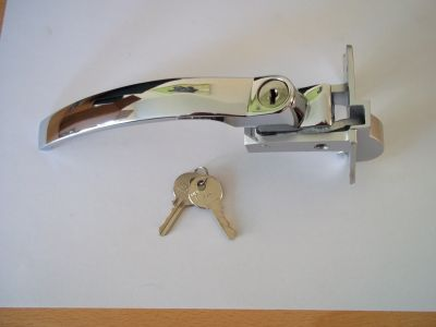 Front R/H 4dr Handle Unit