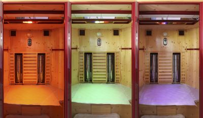 Spa and Sauna Detox Retreat