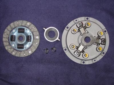 Clutch Kit Pattern