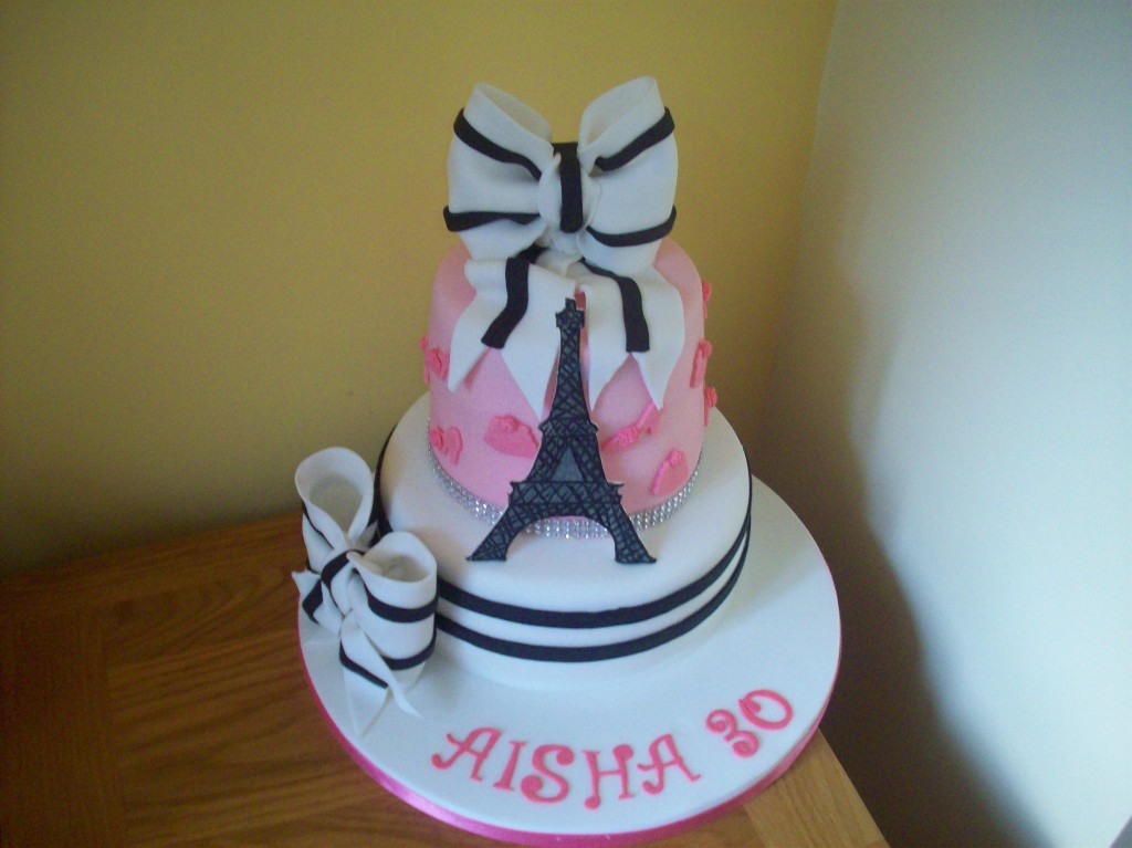 Girls Birthday And Ladies Novelty Cakes In Blackpool